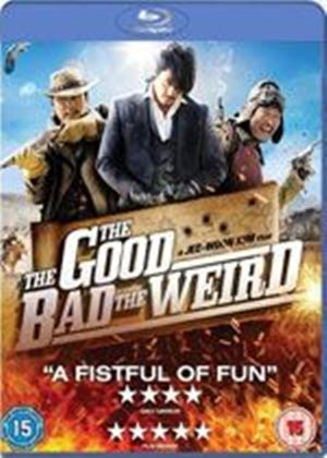 The Good, The Bad And The Weird (Blu-Ray)