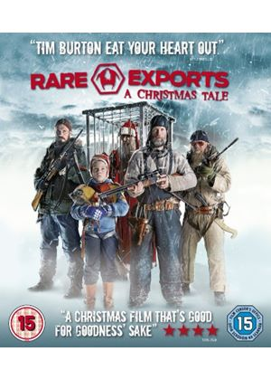 Rare Exports - A Christmas Tale (Blu-ray)