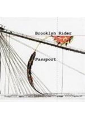 Brooklyn Rider - Passport (Music CD)