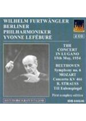 Furtwängler - (The) Concert in Lugano