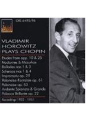 Fryderyk Chopin - Horowitz Plays Chopin