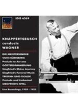 Knappertsbusch Conducts Wagner (Music CD)