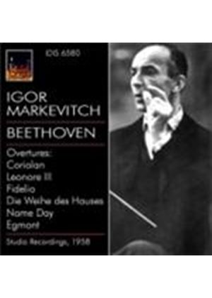 Markevitch Conducts Beethoven (Music CD)