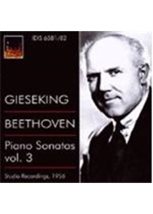 Beethoven: Early Piano Sonatas, Vol 3 (Music CD)