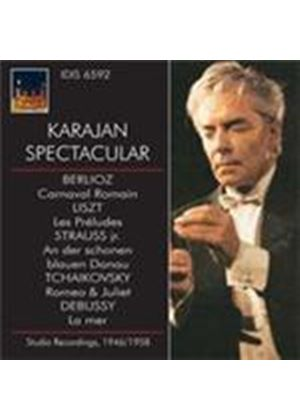 Karajan Spectacular (Music CD)