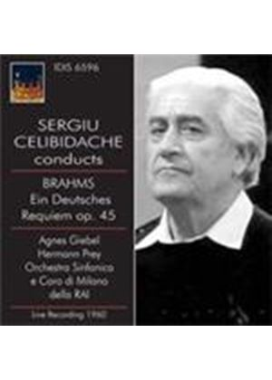 Brahms: (Ein) Deutsches Requiem (Music CD)