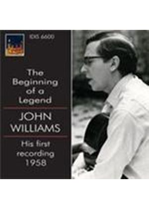 John Williams - First Recording 1958 (Music CD)