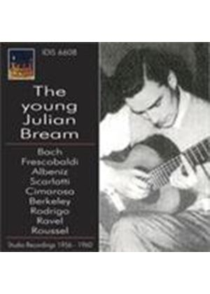 (The) Young Julian Bream (Music CD)