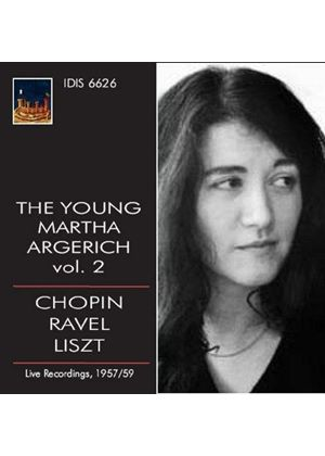 Young Martha Argerich, Vol. 2 (Music CD)