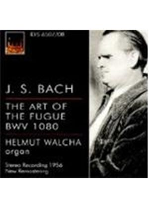 Johann Sebastian Bach - The Art Of Fugue (Walcha)