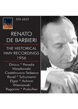 The Historical HWV Recordings, 1956 (Music CD)