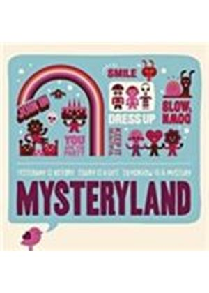 Various Artists - Mysteryland 2011 (Music CD)