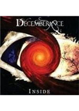 Decemberance - Inside (Music CD)