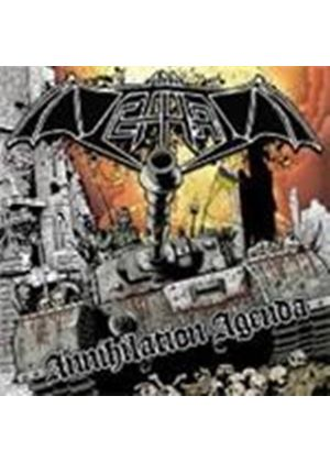 Lethal - Annihilation Agenda (Music CD)