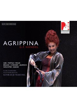 Handel: Agrippina (Music CD)