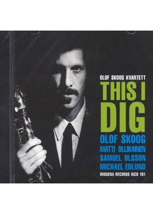 Olof Skoog Quartet - This I Dig (Music CD)