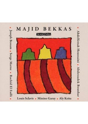 Majid Bekkas - Makenba (Music CD)
