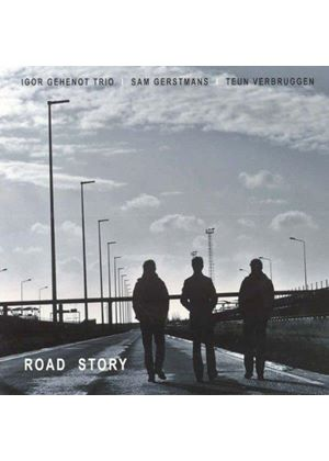 Igor Gehenot Trio - Road Story (Music CD)