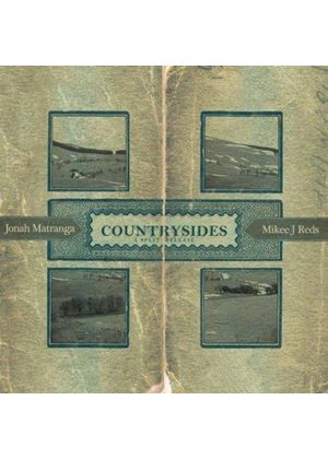 Jonah Matranga - Countrysides (Music CD)