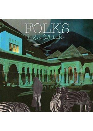 Folks - I See Cathedrals (Music CD)