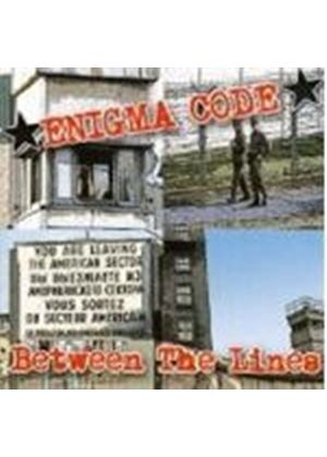 Enigma Code - Between The Lines (Music Cd)