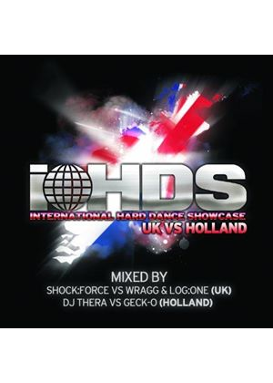 Various Artists - IHDS - UK Vs Holland (Music CD)