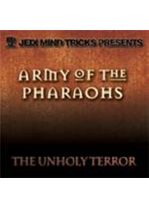 Army Of The Pharaohs - Unholy Terror, The (Jedi Mind Tricks Presents) (Music CD)
