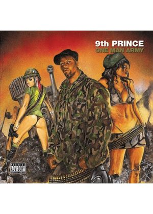 9th Prince - One Man Army (Parental Advisory) [PA] (Music CD)