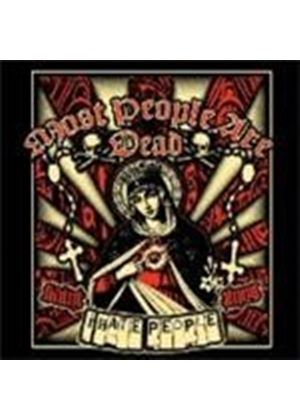 Various Artists - Most People Are Dead Vol.1 (Music CD)