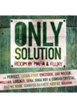 Mafia & Fluxy - Only Solution Riddim (Music CD)