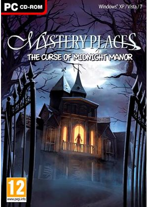 Mystery Places - The Curse of Midnight Manor (PC)
