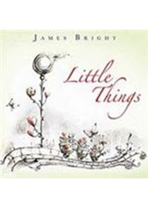 James Bright - Little Things (Music CD)