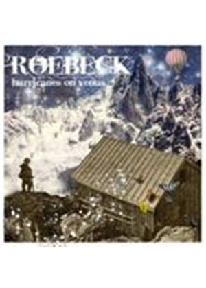 Roebeck - Hurricanes On Venus (Music CD)