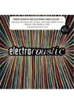 Various Artists - Electracoustic [Digipak]