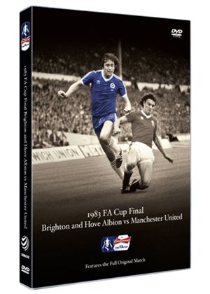 FA Cup Final: 1983 - Brighton and Hove Albion Vs Manchester Utd