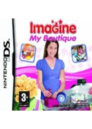 Imagine My Boutique (Nintendo DS)