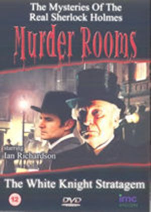 Murder Rooms - The White Knight Stratagem