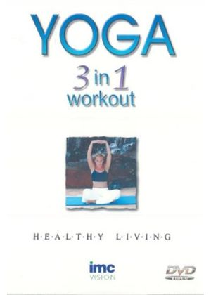 Yoga-3 In 1 Workout