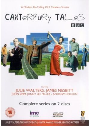 Canterbury Tales (Two Discs)