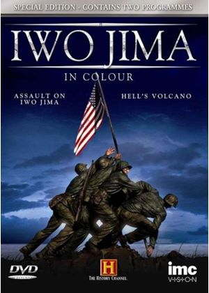Iwo Jima In Colour