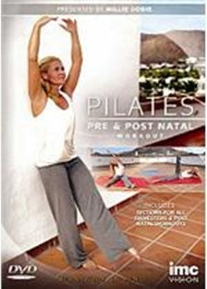 Pre And Post Natal Pilates