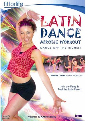 Latin Dance Aerobic Workout – Dance Off The Inches