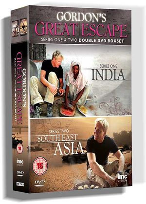 Gordon's Great Escape: India / South East Asia