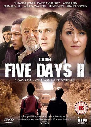 Five Days - Series 2 (BBC 1 Drama)