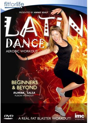 Latin Dance Aerobic Workout - Beginners & Beyond