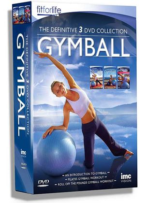 Gymball - The Definitive Triple DVD Box Set