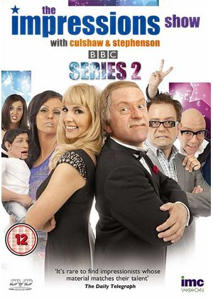 The Impressions Show with Culshaw & Stephenson - Series 2 [DVD]
