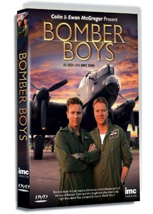 Bomber Boys - Ewan McGregor - As Seen on BBC1