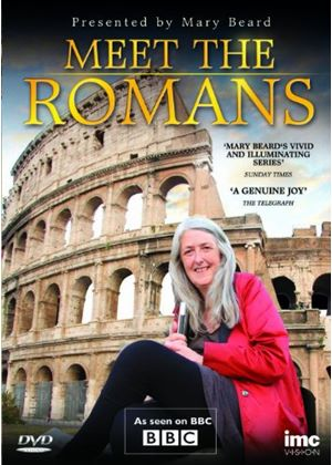 Meet The Romans Presented by Mary Beard As Seen On BBC2