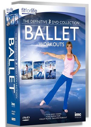 Ballet Workouts - The Definitve 3 DVD Collection